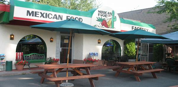 The Mexican Food Factory Has Been Serving Authentic In Coeur D Alene Idaho Since 1981 As A Family Owned And Operated Restaurant